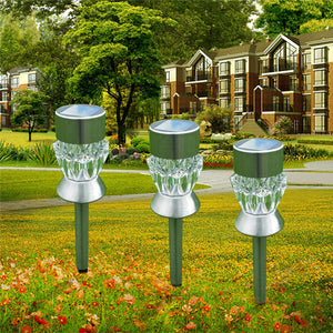 Waterproof Stainless Steel LED Garden Light
