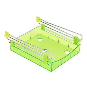 Layer Partition Fridge Storage Rack