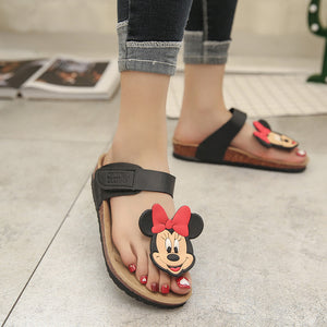 Mickey Cartoon Casual flats