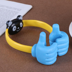 Thumb Hand Car Phone Holder