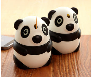 Panda Poping Up Toothpick Case