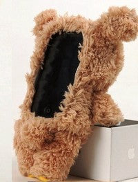 Teddy Bear Plush phone Case