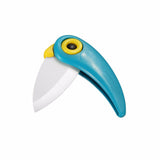Bird Figure Folding Knife