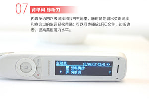 Portable scanner pen