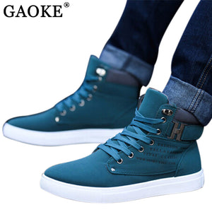 Ankle Casual canvas Shoes