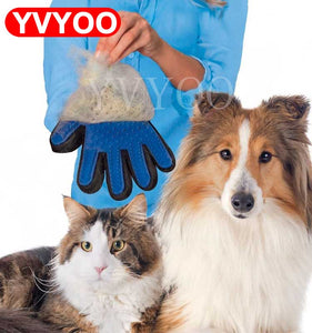 Hair Removal Pet Grooming Glove