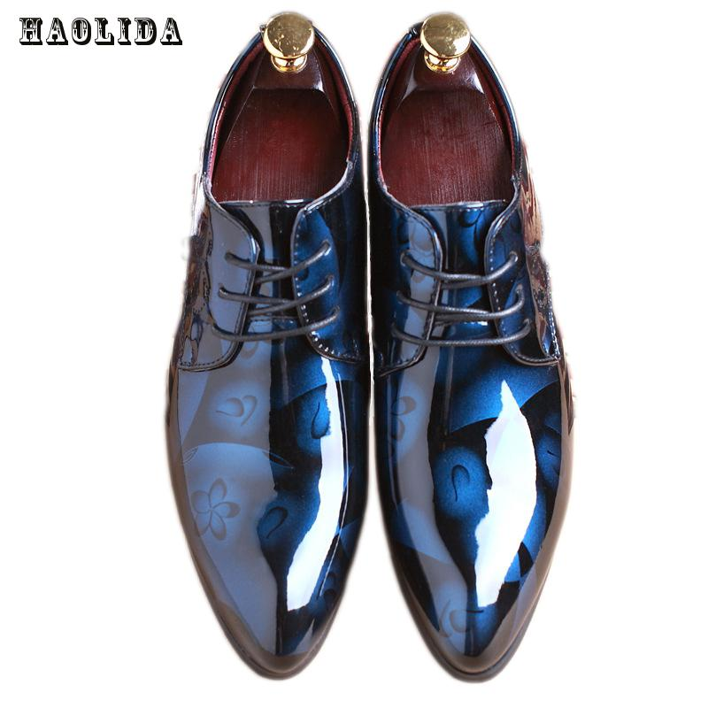 Shadow Patent Leather Shoes