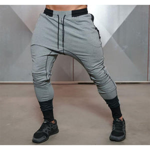 Fitness breathable stretch sweatpants