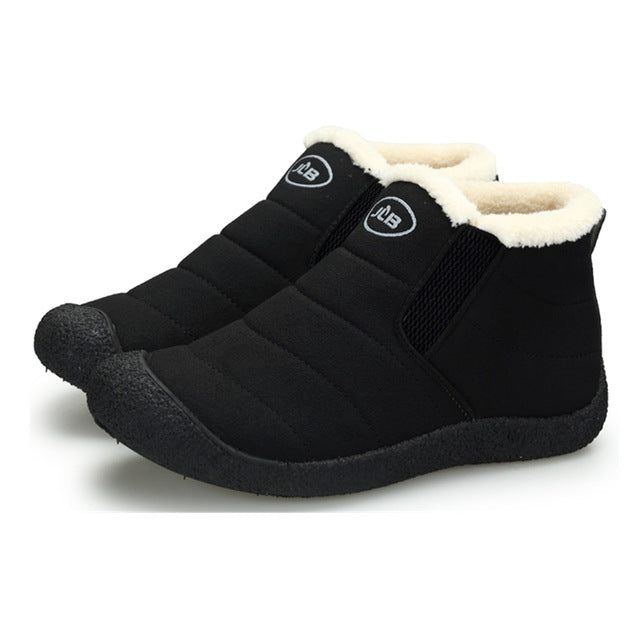 Winter Ankle Waterproof Sneakers