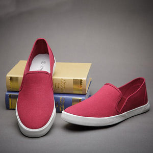 Casual Flats Canvas Shoes