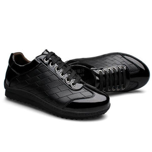 Comfortable Low Calf Sneakers