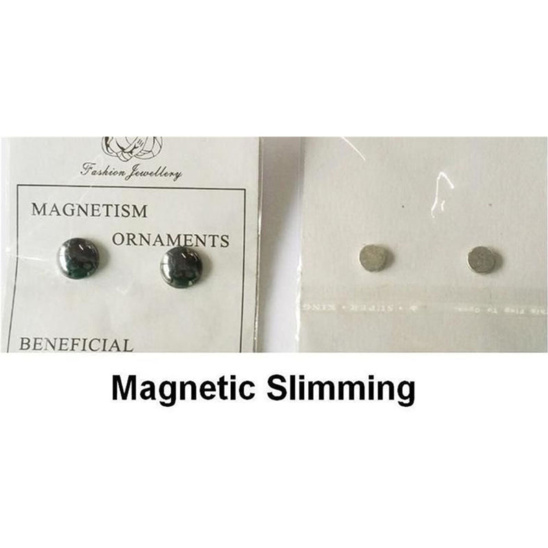Weight Loss Magnet Earrings