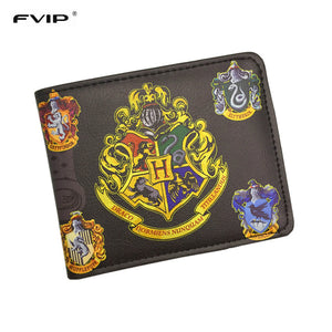 Harry Potter /Sherlock Holmes /Breaking Bad /Superman /Walking Dead Men's Wallet