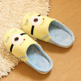 Minion slippers