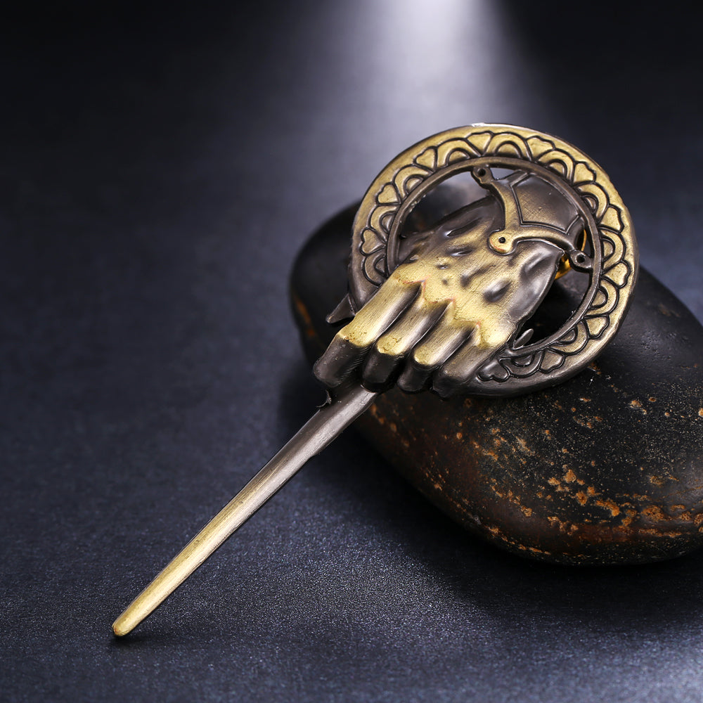 Game of Thrones  Hand of the King Fire Brooch