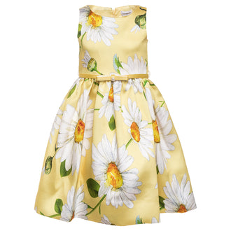 Yellow Daisy Dress