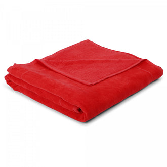 Red Beach Towel
