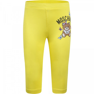 Yellow Butterfly Legging