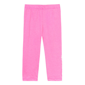 Pink Little Star Leggings