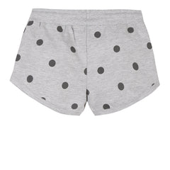 Tropical Jungle Grey Dot Sweatshort