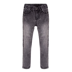 Arty Music Grey Velour Pants