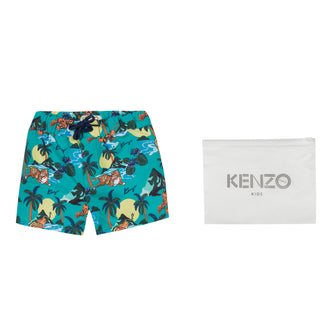 Ford Hawaii Kenzo Swim Shorts