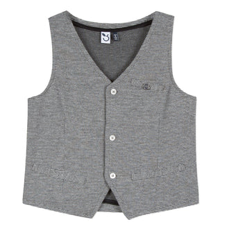 Label VIP Grey Vest