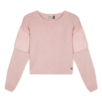 Love Song Urban Pink Sweater