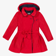 Red Flare Trench