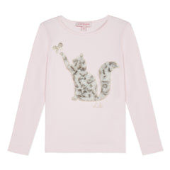 Prairie Girl Fur Kitty Tee