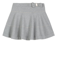 Lili School Grey Flair Skirt
