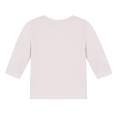 Crazy Jungle Baby Animal Light Pink Tee
