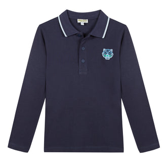 Polo Basics Navy Polo Shirt