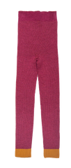 Stella Burgundy Wool Legging