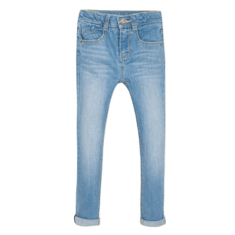 Australia Road Blue Wash Jeans