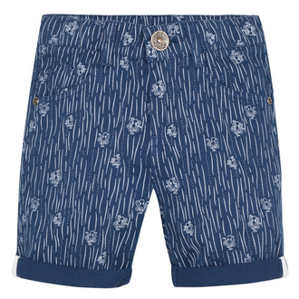 Seabed Of Blue Shorts