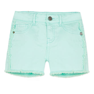 Arty Miami Neon Green Shorts