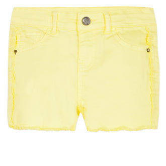 Les Citrons De Yellow Shorts