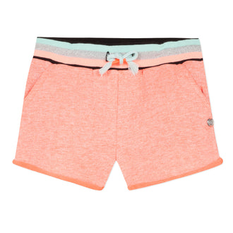 Arty Miami Neon Orange Shorts