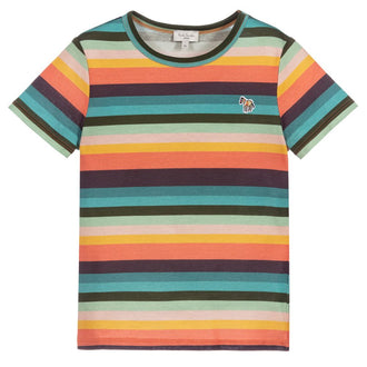 Terence Multi Striped Tee