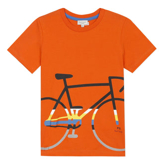 Alen Orangeade Bicycle Tee