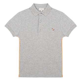 Adulo Marl Grey Polo