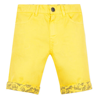 Argi Yellow Shorts