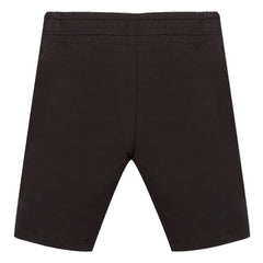 Atesso Black Sweatshorts