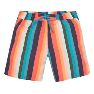 Avento Multi Colored Swim Shorts