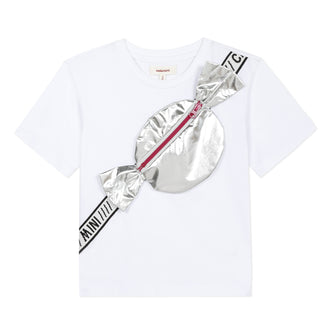 City White Candypack Tee