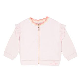 California Rose Lili Zip Up