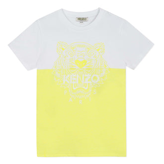 Tiger Neon Yellow Tiger Tee