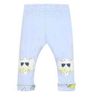 Mini Boy Jemini Light Blue Pants