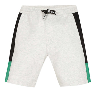 Disco Jungle Jaja Grey Sweatshorts